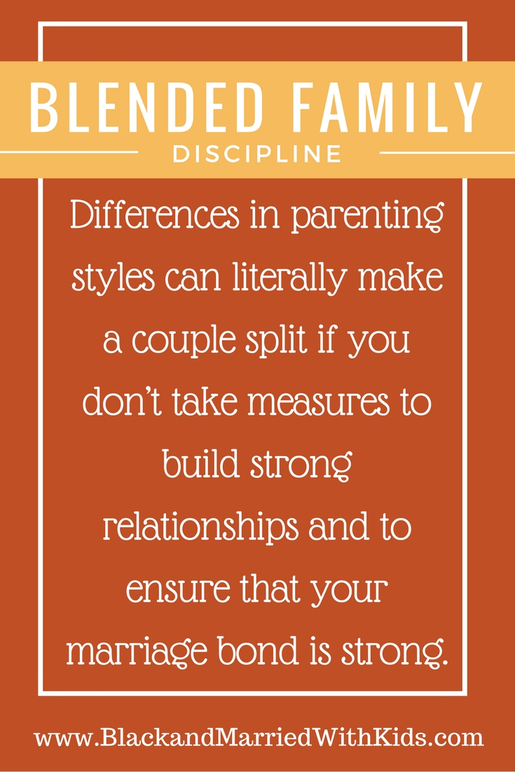 Blended Family Discipline