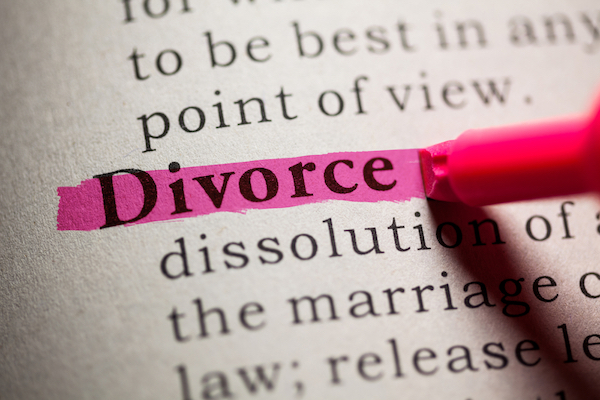 Divorce Dictionary
