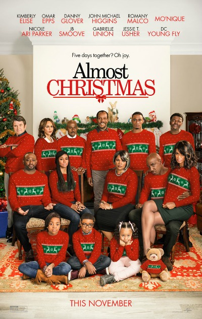 Almost Christmas Movie Image