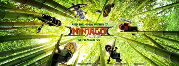 Movie Info - In this big-screen NINJAGO adventure, the battle for NINJAGO City calls to action young Master Builder Lloyd, aka the Green Ninja, along with his friends, who are all secret ninja warriors. Led by Master Wu, as wise-cracking as he is wise, they must defeat evil warlord Garmadon, The Worst Guy Ever, who also happens to be Lloyd's dad. Pitting mech against mech and father against son, the epic showdown will test this fierce but undisciplined team of modern-day ninjas who must learn to check their egos and pull together to unleash their inner power of Spinjitzu.